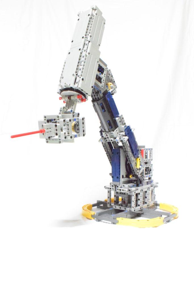 ロボットアーム(LEGO_Robot_Arm)